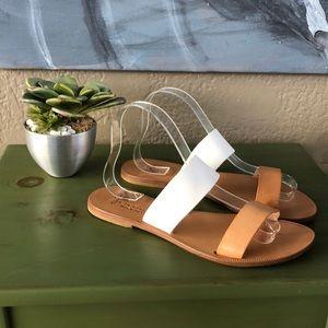Cute Boho Joie A la Plage Sandals